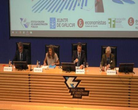 Conferencia inaugural da II xornada Auditoría do Sector Público